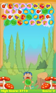 Fruit Bubble Shooter - screenshot thumbnail