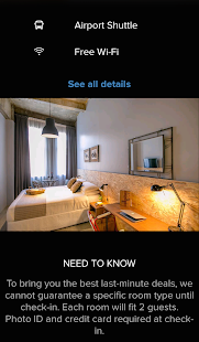 HotelQuickly - Just Travel - screenshot thumbnail