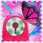 GO Locker Butterflies Buy icon