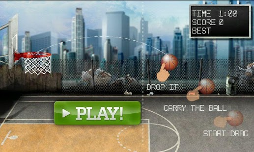Basketball Free Throws - screenshot thumbnail