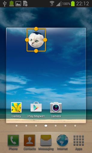 玩免費個人化APP 下載Dial Contact Widget app不用錢 硬是要APP