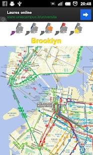 New York Offline Map - screenshot thumbnail