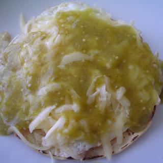 Huevo Ranchero Tostada