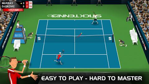 Stick Tennis Screenshot 26