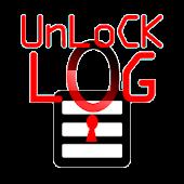 Unlock Log