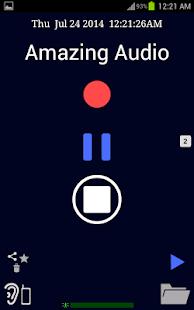Amazing Audio Voice Recorder