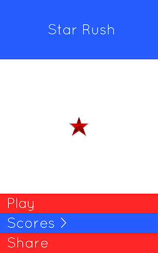 Star Rush Crazy Game