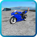 Racing Motorbike Trial icon