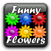 Funny Flowers Live Wallpaper