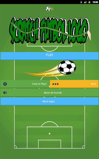 Scratch: Logo Soccer Team