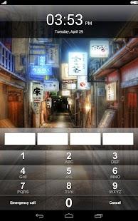 Japan Wallpaper Lock Screen