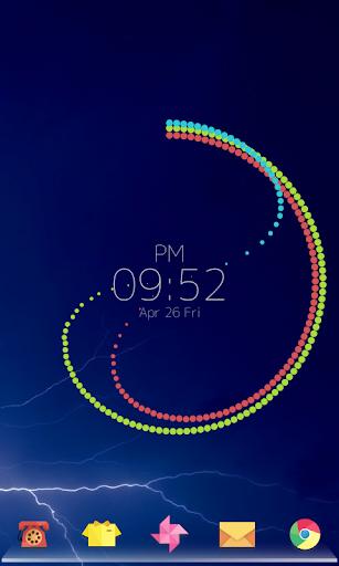 Polar Clock Free