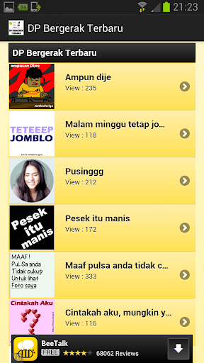 【免費媒體與影片App】DP Bergerak Terbaru-APP點子
