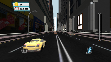 Traffic City Racer 3D 2.1 screenshot 1447460