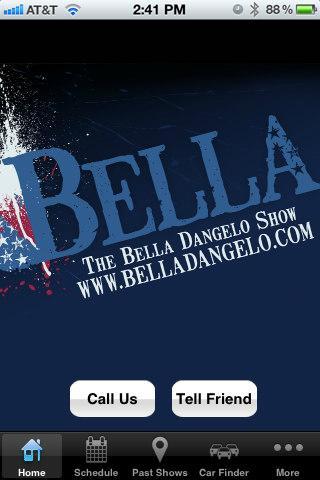Bella Dangelo Show
