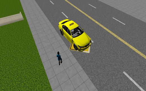 出租車駕駛模擬器