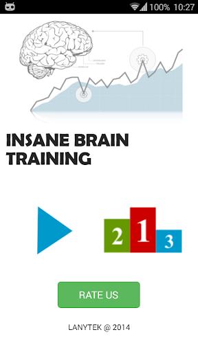 Insane Brain Training