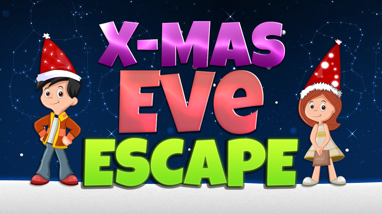 X Mas Eve Escape - screenshot