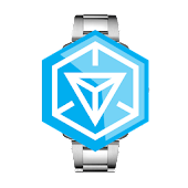 Ingress Watch Face