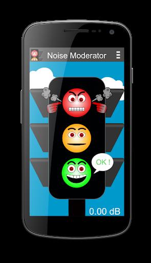 免費教育App Noise Moderator 阿達玩APP