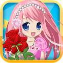 Dress Up Flower Fairy icon
