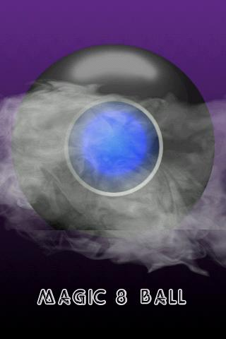 Magic 8 Ball - screenshot