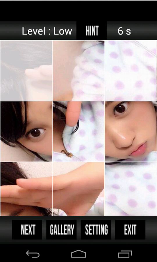 Rena JKT48 Puzzle - screenshot
