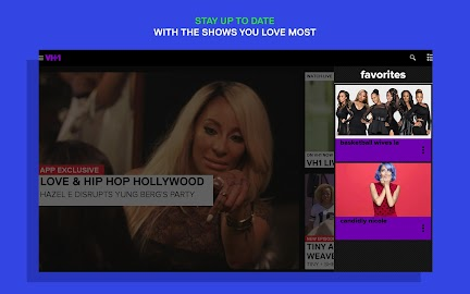 Watch VH1 TV Screenshot 7