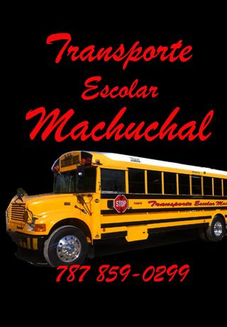 Transporte Escolar Machuchal