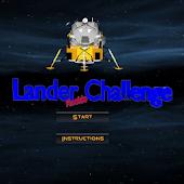 Lander Challenge - Rookie