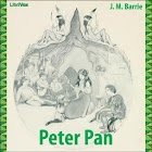 Peter Pan Audio Book, BARRIE icon