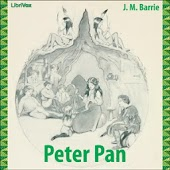 Peter Pan Audio Book, BARRIE