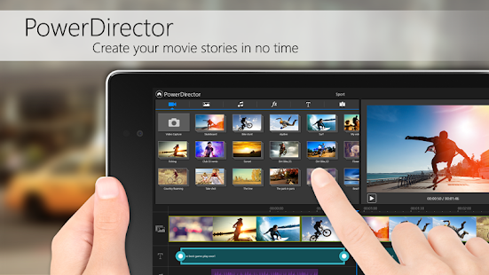 PowerDirector Video Editor App Screenshot 25