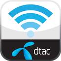 dtac wifi connection manager icon