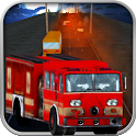 Fire Truck Frenzy Racing Free icon