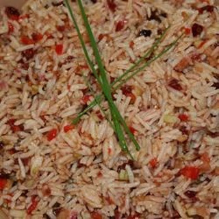 Amazing Brown Rice Salad.