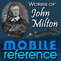 Works of John Milton logo