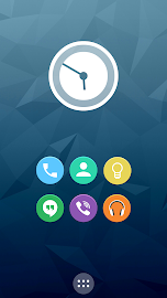 Flatee - Icon Pack Screenshot 2