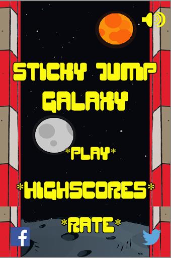 Sticky Jump Galaxy