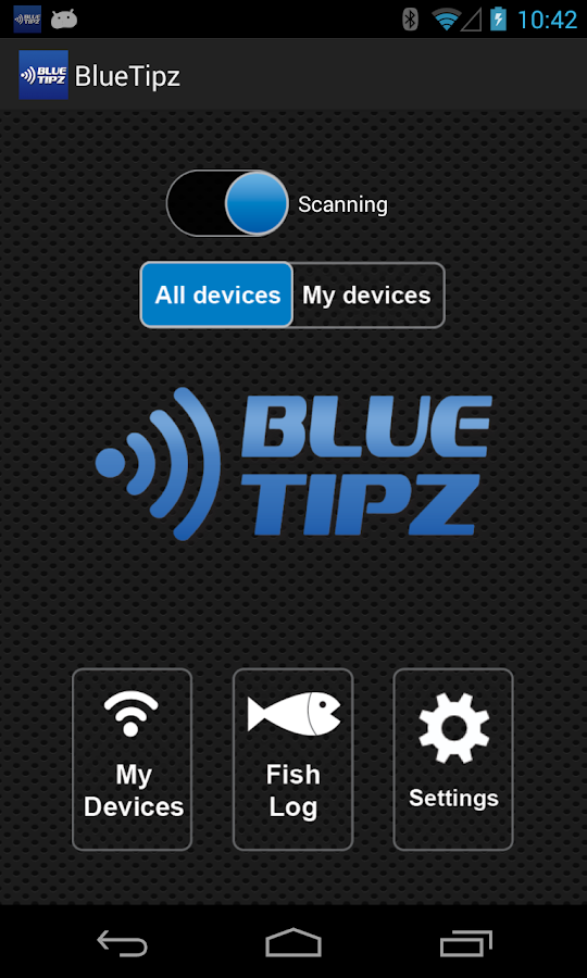 BlueTipz- screenshot