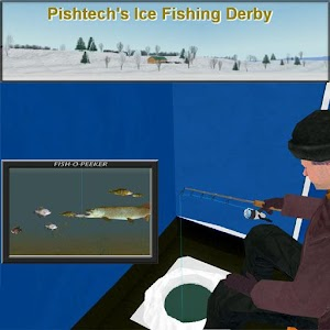 Ice fishing derby premium android apps on google play for Best fishing apps for android