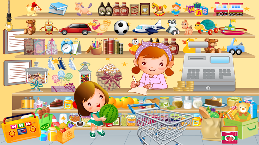 Baby Mart - Free Shopping Game