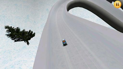 雪橇模拟器3D