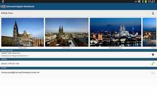Screenshot of rheinland.info