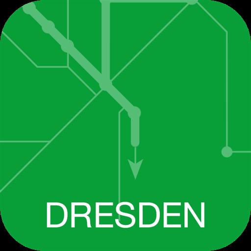 FahrInfo Dresden 交通運輸 App LOGO-硬是要APP