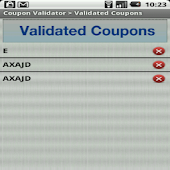 Coupon Validator