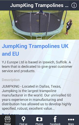 Jumpking Trampolines