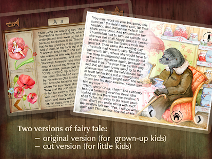 Thumbelina- screenshot thumbnail