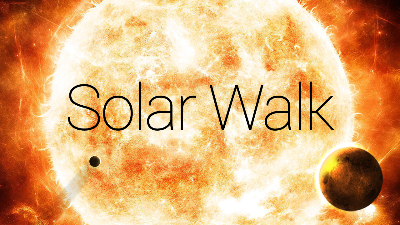 Solar Walk Free - Planets- screenshot