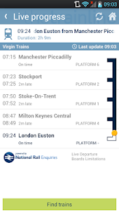 thetrainline - screenshot thumbnail